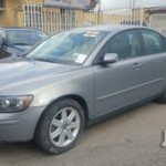 Volvo S40 2.4 Automatic 2004 Gray