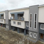 4 bedroom terraced duplex for sale Ocean Bay Estate, Orchid Hotel Road, Lafiaji, Lekki, Lagos