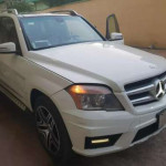 2010 Mercedes Glk upgraded to 2015