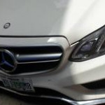 Mercedes-Benz E350 2011 White