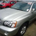 Very clean 2005 tokunbo toyota highlander For gevin away piece