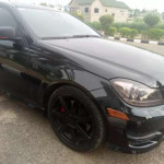 2012 C350 Mercedes Benz AMG, fully loaded and few months used