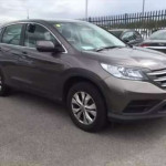 Clean Honda CRV for
