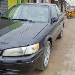 Registered Camry Tiny light