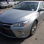 2016 Toyota Camry Hybrid Gas/Electric