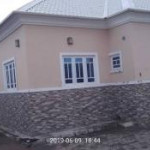 3 bedroom detached bungalow for sale Gold City Estate, Lugbe District, Abuja