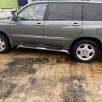 Toyota Highlander 2006 Limited V6 4x4 Green
