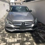 Tokunbo 2015 model Mercedes Benz c300 thumbstart available for sale