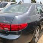Clean tokunbo honda accord for sale at #880k