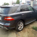 Exotic Benz ML350 Model 2012