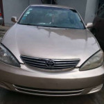 Clean Toyota Camry 2002