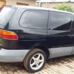 Clean Accident Free 2002 Toyota Sienna Tokunbo