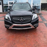 Mercedes Benz GLK350 Foreign used 2014