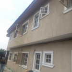 1 bedroom self contained (single rooms) for rent Sign Board Street Opp Diamond Bank Along Addo Road, Ado, Ajah, Lagos