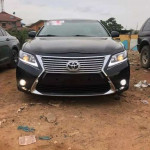 Play Toyota Camry 2009 upgraded to 2016 model for sale