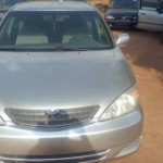 I am selling a neat toyota camry, 2005 model , the car is cool
