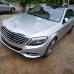 Tokunbo 2014/2015 Mercedes-Benz S550 4Matic executive sedan