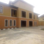6 bedroom semi-detached duplex for rent Opic, Isheri North, Lagos