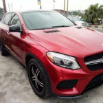 2018 Mercedes Benz GLA.
