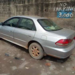 Very clean Honda Accord 02 for sale