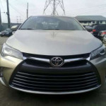 Foriegn used Toyota Camry 2016
