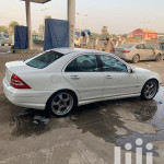 Mercedes-Benz C230 2006 White