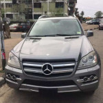 Foreign Used 2011 Mercedes-Benz GL450 4matic For N8M