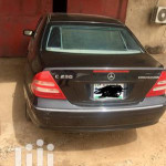 Mercedes-Benz C230 2004 Black