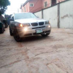 Clean used 2005 bmw x3