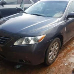 7 months old Toyota Camry spider 2008 model