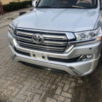 TOKUNBO 2009 LANDCRUISER PIMPED TO 2017