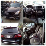 2012 Tokunbo Mercedes Benz ML350 For Sale