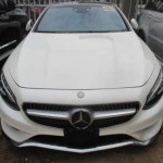 Extremely clean Mercedes Benz S550, 2015 Tokunbo
