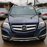 Tokunbo Mercedes Benz GLK350 Available For Sale