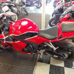 Very Clean And Neat Red Honda Cbr Power Bike For Sale