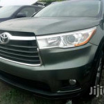 Toyota Highlander 2015 Green