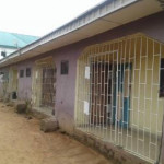 Block of flats for sale Oghara, Very Close To Oghara Teaching Hospital, Ethiope West, Delta