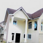Detached duplex for rent Simeon Adebo Street Close To New Vale College, Iyaganku, Ibadan, Oyo
