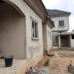 3 bedroom detached bungalow for sale Obawole, Ogba, Ikeja, Lagos