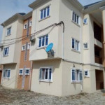 16 bedroom block of flats for sale Egbeda Road, Lagos., Egbeda, Alimosho, Lagos
