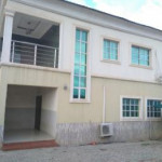 5 bedroom detached duplex for sale Karu, Nasarawa