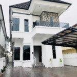 5 bedroom detached duplex for sale Chevy View Estate, Lekki, Lagos
