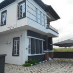 5 bedroom detached duplex for sale Lekki County Homes, Lekki, Lagos