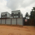 Semi-detached duplex for rent Tam Balogun Street, Ijebu Ode, Ogun