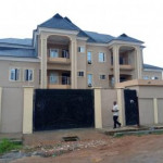 3 bedroom flat for rent Ago Palace, Isolo, Lagos