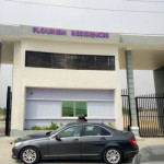 4 bedroom semi-detached duplex for sale It's Facing The Tarred Road By Novare Mall Shoprite, It's Directly Opposite The Lagos Jubilee Home., Sangotedo, Ajah, Lagos