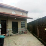 1 bedroom self contained (single rooms) for rent Salami Estate Area, Ibadan, Oyo