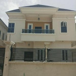 4 bedroom detached duplex for sale Lekki Phase 1, Lekki, Lagos