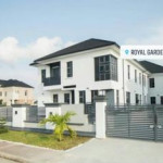 Detached duplex for sale Ajah, Lagos