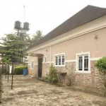 4 bedroom detached bungalow for sale Oginigba New Layout, Port Harcourt, Rivers